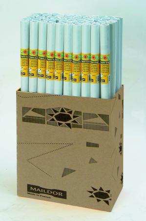 maildor 95701c rouleau de papier kraft blanc 60 g m 3m x 0 70m fournitures. Black Bedroom Furniture Sets. Home Design Ideas