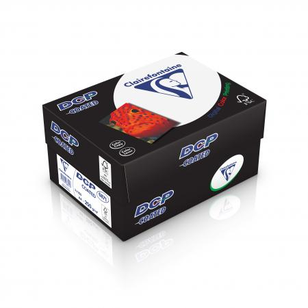 Papiers Clairefontaine 6871C - Ramette de 250 feuilles de papier DCP on