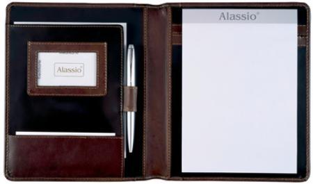 alassio 30057 conf rencier monaco format a5 cuir bistre antique fournitures. Black Bedroom Furniture Sets. Home Design Ideas