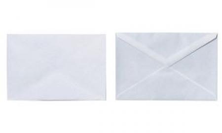 Herlitz 764654 enveloppes c6 collage humide sans for Enveloppe sans fenetre