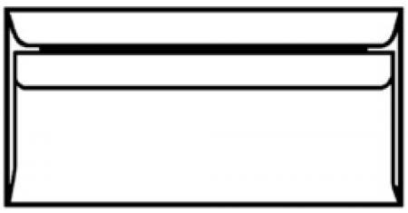 Herlitz 768853 enveloppe format long sans fen tre for Enveloppe sans fenetre