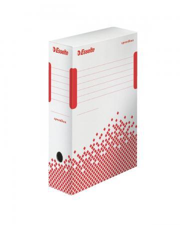 Esselte 623908 bo te archives speedbox format a4 dos de 100 en carton recycl - Boite en carton recycle ...