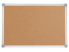 maul 62935 84 tableau pour punaises 2000 li ge 60x90 cm coloris gris fournitures. Black Bedroom Furniture Sets. Home Design Ideas