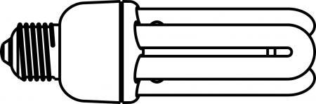 maul 82877 05 ampoule basse consommation culot e27 2700 k transparent fournitures. Black Bedroom Furniture Sets. Home Design Ideas