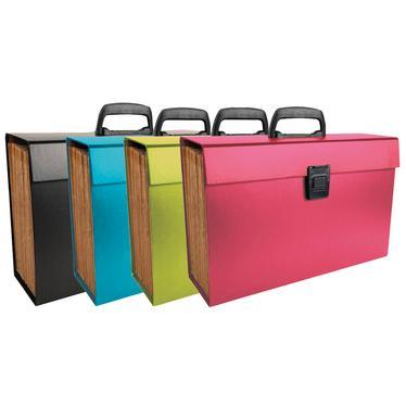 exacompta 58420e trieur extensible familial 20 compartiments coloris assortis 4. Black Bedroom Furniture Sets. Home Design Ideas