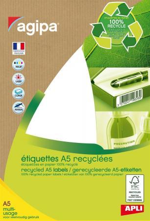 35/x 15/mm Agipa 114021/d/étiquettes universelles blanc