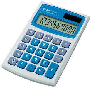 ibico ib410017 calculatrice de poche 082x 10 chiffres fournitures. Black Bedroom Furniture Sets. Home Design Ideas